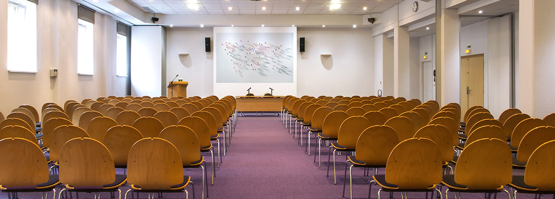 Big conference room in Strasbourg