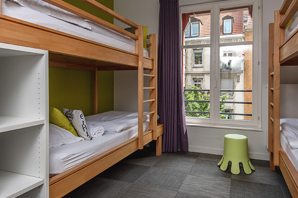 Group accommodation in Strasbourg