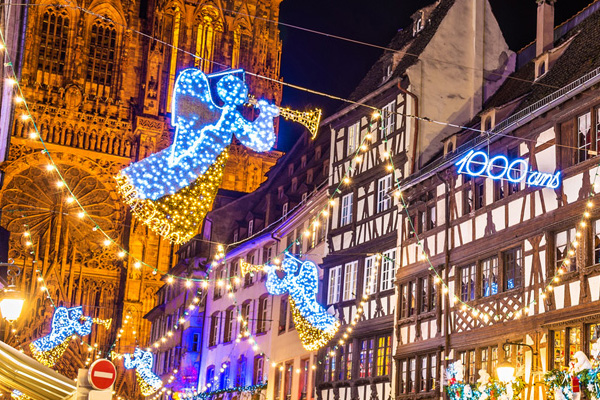 The Christmas Markets in Strasbourg