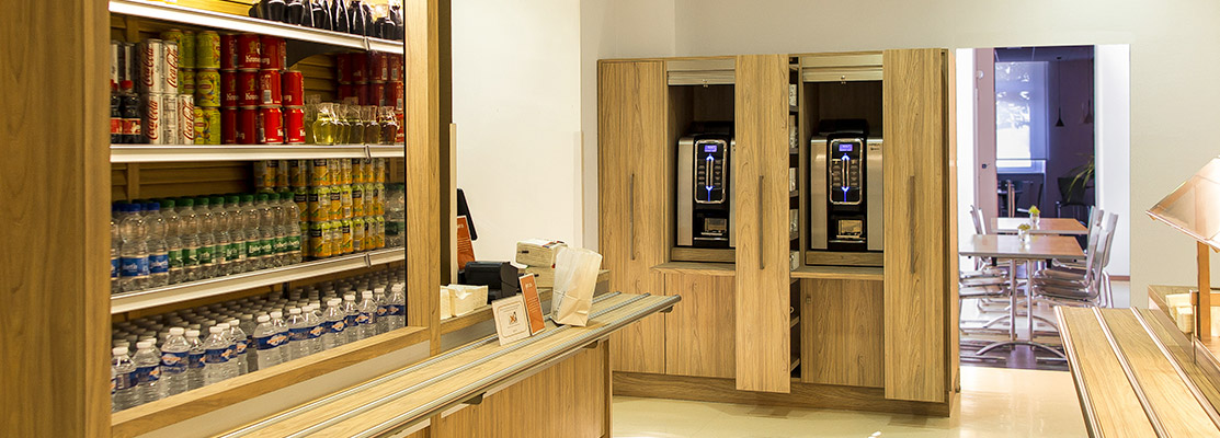 The Ciarus self-service restaurant